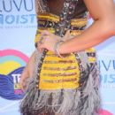 Demi Lovato arrives at the 2012 Teen Choice Awards at Gibson Amphitheatre on July 22, 2012 in Universal City, California