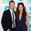 Debra Messing and Will Chase - 454 x 580
