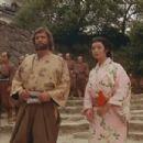 Richard Chamberlain and Yoko Shimada in Shogun (1980)