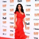 Salma Hayek – 'The Hummingbird Project' Premiere – 2018 Toronto International Film Festival - 454 x 653