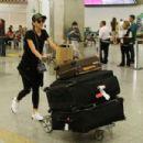 Bruna Marquezine – Arrives at Rio de Janeiro's International Airport - 454 x 303