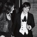 Lorna Luft with Liza Minnelli