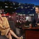 Charlize Theron – Visits Jimmy Kimmel Live! in Hollywood