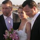 Stephen Baldwin, Alona Tal and Marcos Ferraez