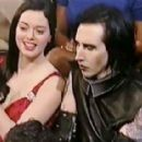 Marilyn Manson and Rose McGowan - 454 x 285