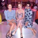 Elizabeth Olsen – Kate Spade 2019 Fashion Show in New York