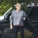 Charlize Theron – Out in Los Angeles