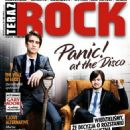 Brendon Urie - Teraz Rock Magazine Cover [Poland] (April 2011)
