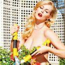 Diora Baird - Maxim - March 2011