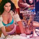 Zaira Nara-Gente Magazine September 21 2010
