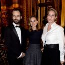 Natalie Portman The Pasteur Weizmann Institute 40th Anniversary Celebration In Paris