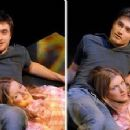 Daniel Radcliffe and Laura O'toole - 401 x 225