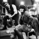 "Recording the musical ""Bajour"" 1966 Chita Rivera"