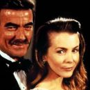 Signy Coleman and Eric Braeden