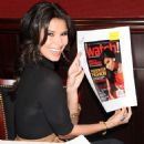 Roselyn Sanchez - Unveiling Of CBS Watch! Magazine's April Cover In New York City, 16/03/09