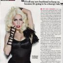 Lady Gaga Cosmopolitan Magazine April 2010 Pictorial Photo - United States