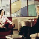 Bebe Neuwirth as Lana and Kate Hudson as Andie in Paramount's How To Lose A Guy In 10 Days - 2003
