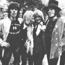 Suki & Brian with Mick & Keith - 410 x 546