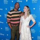 Emily Blunt – D23 Disney Expo in Anaheim - 454 x 681