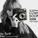 Taylor Swift for Fujifilm Instax Square SQ6 Taylor Swift Edition Camera