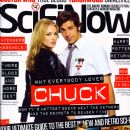 Zachary Levi, Yvonne Strahovski - Scifinow Magazine Cover [United Kingdom] (June 2011)