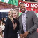 Margot Robbie – Visits 'Good Morning America' in New York City
