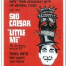 Little Me (musical) Original 1962 Broadway Cast Starring Sid Caesar - 454 x 706