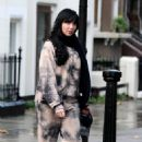 Daisy Lowe – Out in Primrose Hill - 454 x 658