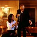 "Bonnie Bedelia & Max von Sydow in ""Needful Things"""