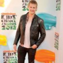 2012 Nickelodeon's 25th Annual Kids' Choice Awards held at Galen Center
