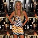 Aisleyne Horgan-Wallace - UK Premiere Of Basement At The Mayfair Hotel On August 17, 2010 In London, England - 454 x 743