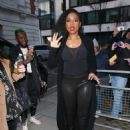 Jennifer Hudson at BBC Radio in London - 454 x 605