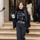 Camilla Belle – Leaving the Ralph Lauren Show in NYC - 454 x 660