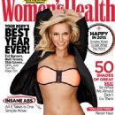 Britney Spears Womens Health Cover January 2015