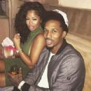 Lashontae Heckard and Brandon Jennings - 454 x 454