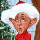 Merry Christmas Bing Crosby - 348 x 450
