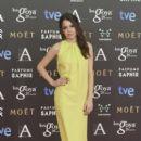 Claudia Traisac Goya Cinema Awards 2015 In Madrid