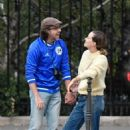 Olivia Wilde and Jason Sudeikis – Out in Paris
