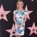 Reese Witherspoon – Eva Longoria Hollywood Walk Of Fame Ceremony in Beverly Hills - 454 x 655