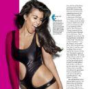 Kourtney Kardashian - Cosmopolitan Magazine Pictorial [United States] (October 2016) - 454 x 627