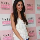 Nargis Fakhri at Vogue India beauty event
