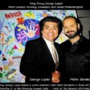 Multi-Award-Winning Comedian and great philanthropist George Lopez!