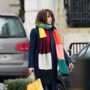 Sophie Marceau – Leaves the Shangri-La Hotel in Paris - 454 x 681