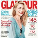Claire Danes Glamour Uk December 2014