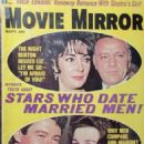 Elizabeth Taylor - Movie Mirror Magazine Cover [United States] (September 1963)