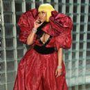 Nicki Minaj – Marc Jacobs Fashion Show in NYC