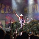 Bret Michaels performs at Tree Town Music Festival - Day 1 on May 25, 2017 in Forest City, Iowa - 454 x 351