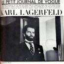 Vogue Paris April 2019 - 454 x 588