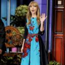 "Taylor Swift Talks ""Love Stupidity"" On ""The Tonight Show"""