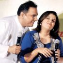 Boman Irani and Farah Khan
